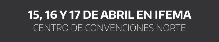 Expocoaching España 2016 se celebrará los días 15, 16 y 17 de abril en IFEMA