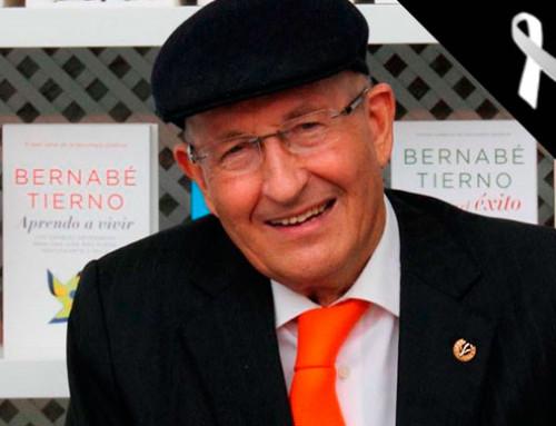 Último adiós a Bernabé Tierno: psicólogo, pedagogo y escritor de más de 60 libros
