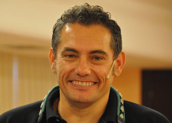 PONENTES 2016 - JOSEPE GARCÍA
