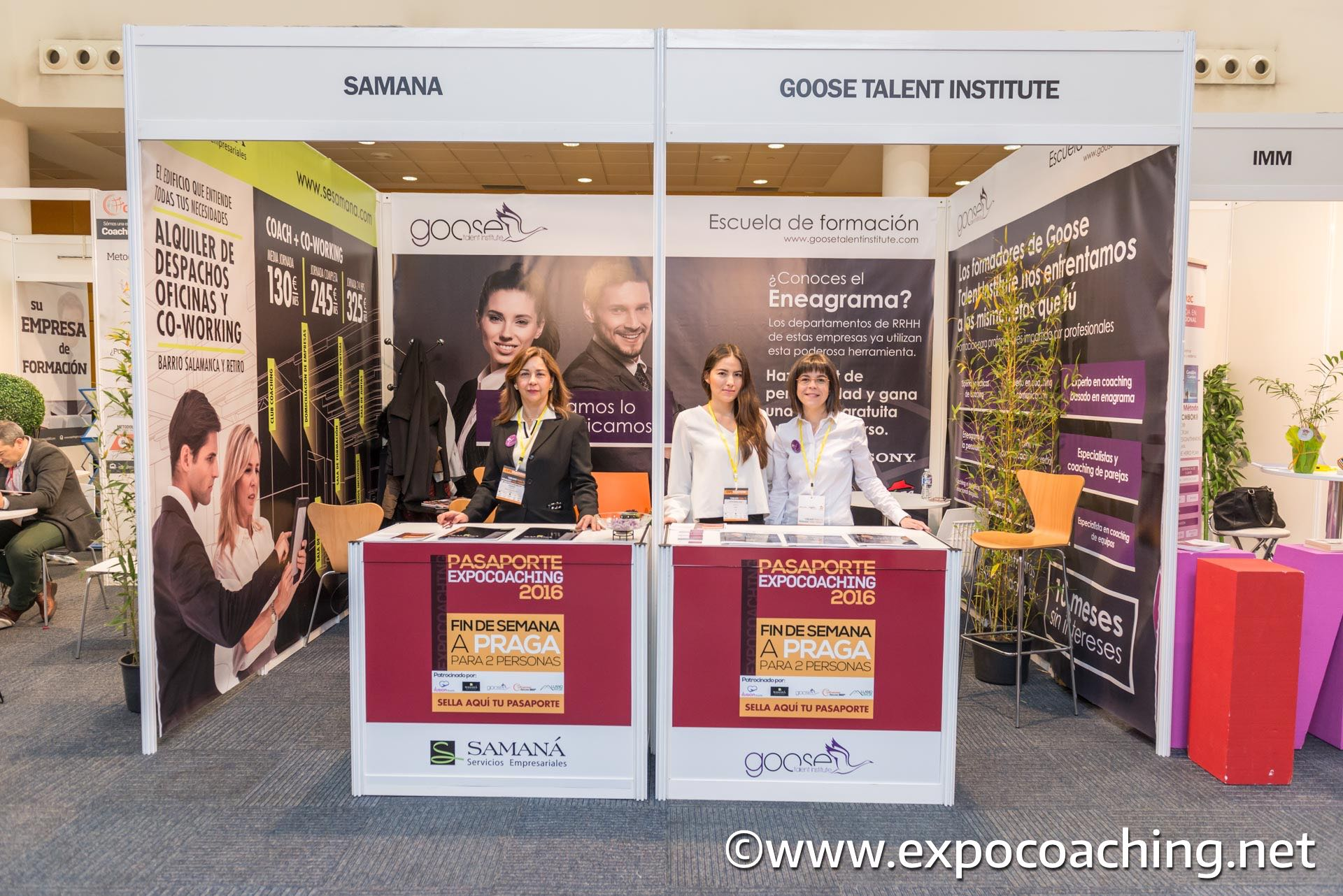 Expocoaching - Expositor