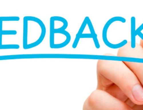 El Feedback como proceso de mejora